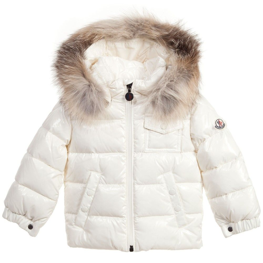 74e569513 Baby Ivory  K2  Down Padded Jacket