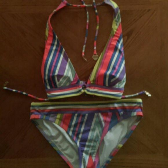 Swimsuit Juicy Couture Intersection Peek a Boo Bum Bikini Juicy Couture Swim