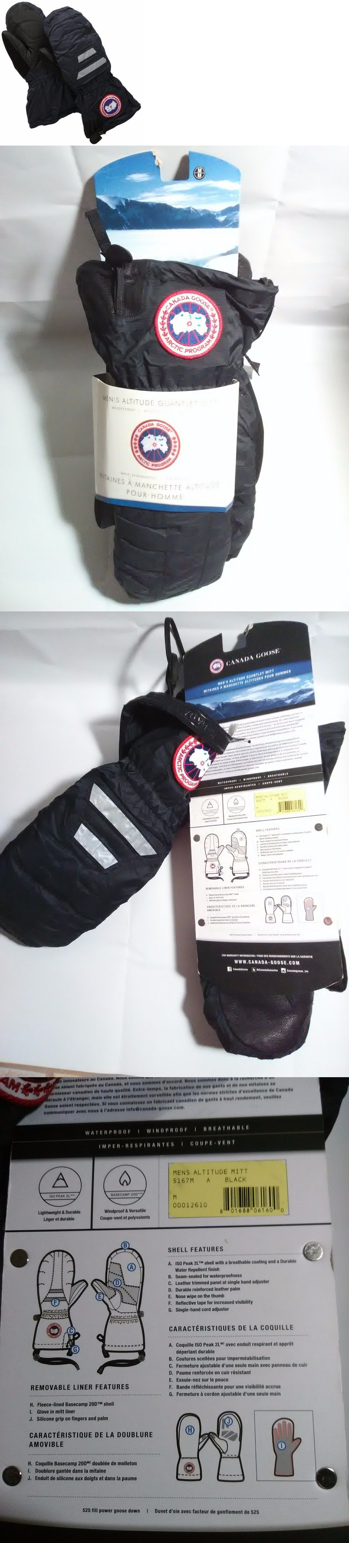 Canada Goose Gloves Ebay