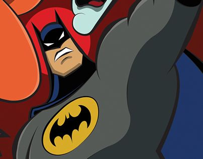 """Check out new work on my @Behance portfolio: """"25th Anniversary of Batman: The Animated Series Fan Art"""" http://be.net/gallery/54500119/25th-Anniversary-of-Batman-The-Animated-Series-Fan-Art"""