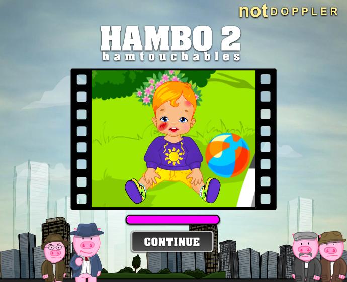 Hambo 2 Unblocked Games For School