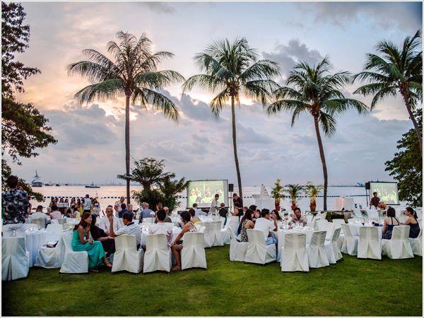 Wilson And Huifangs Wedding At Shangri Las Rasa Sentosa Resort Spa