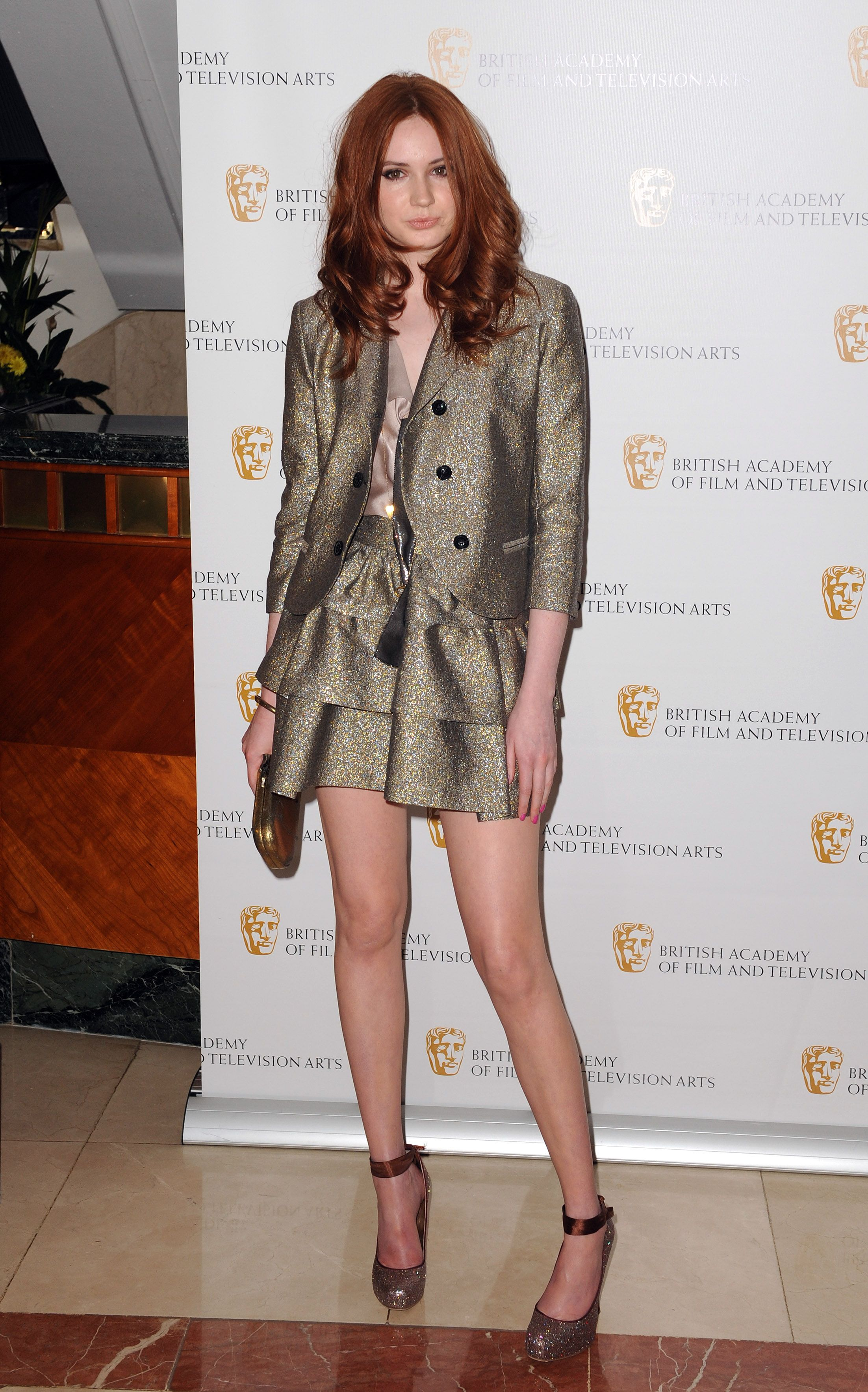 Watch Karen Gillan (born 1987) video