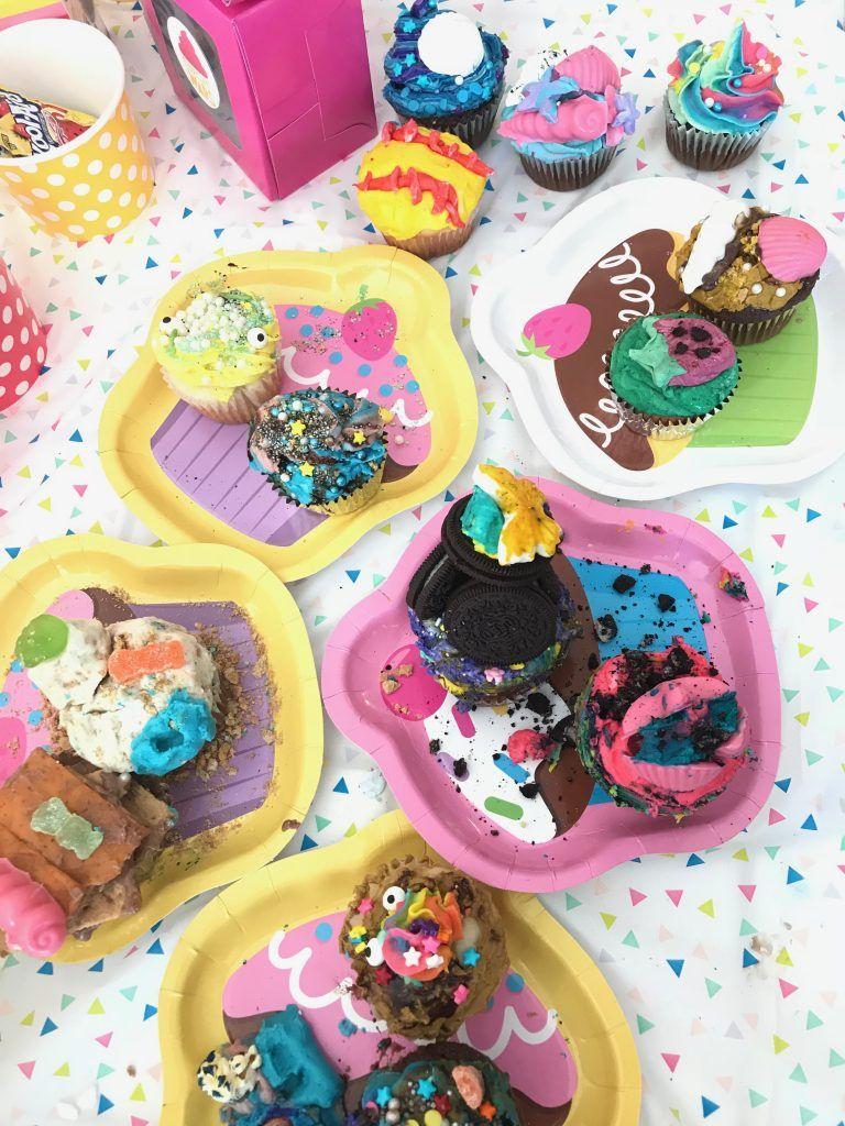 Cupcake Wars Birthday Party Free Printables Cupcake Birthday
