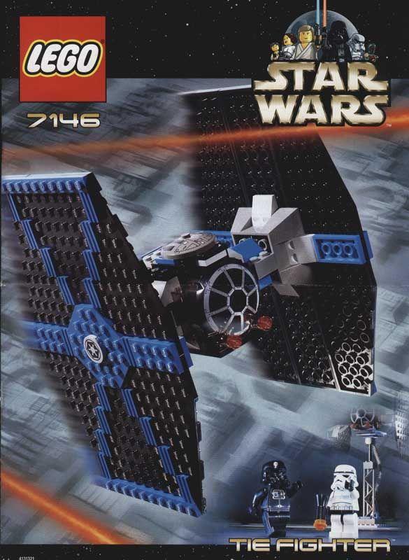 Star Wars Tie Fighter Lego 7146 Lego Pinterest Lego Lego