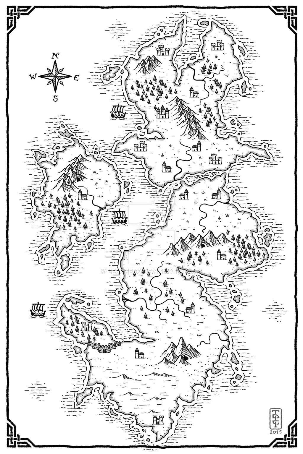 Unity Line Art Map : Ben ️ gdc eigenbom twitter … pinteres…