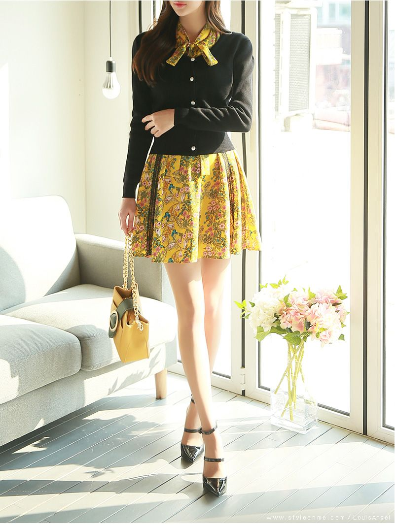 Romantic u trendy looks styleonme モトスポーツ pinterest