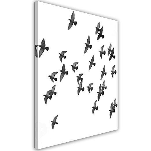 Feeby, Wandbild - 1 Teilig - 30x40 cm, Leinwand Bild Leinwandbilder