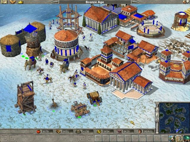 Empire Earth Online Game Of The Week Online Games Real Time Strategy Game Strategy Games