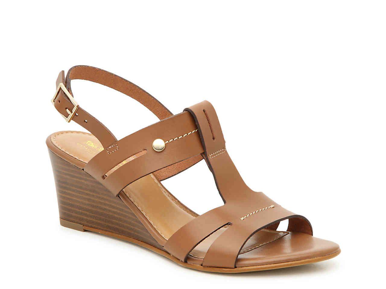 d2e40c39c60de Women Prato Wedge Sandal -Light Brown in 2019 | Shoes & Bags | Shoes ...