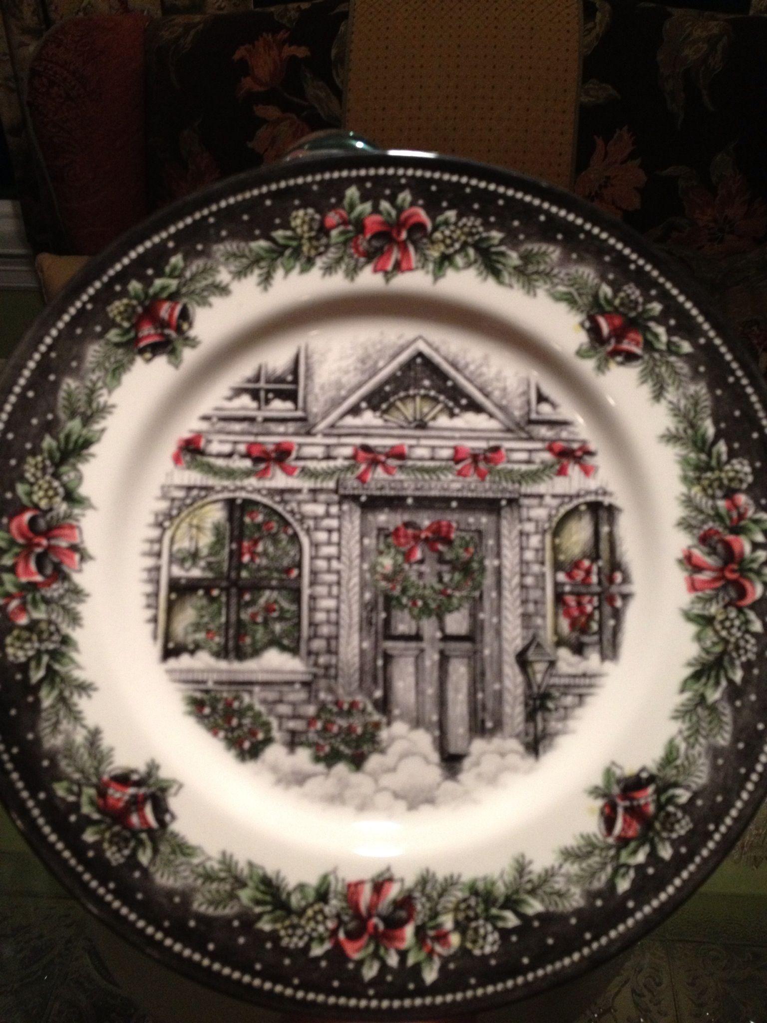 My New Christmas Dishes  Tjmaxx $499