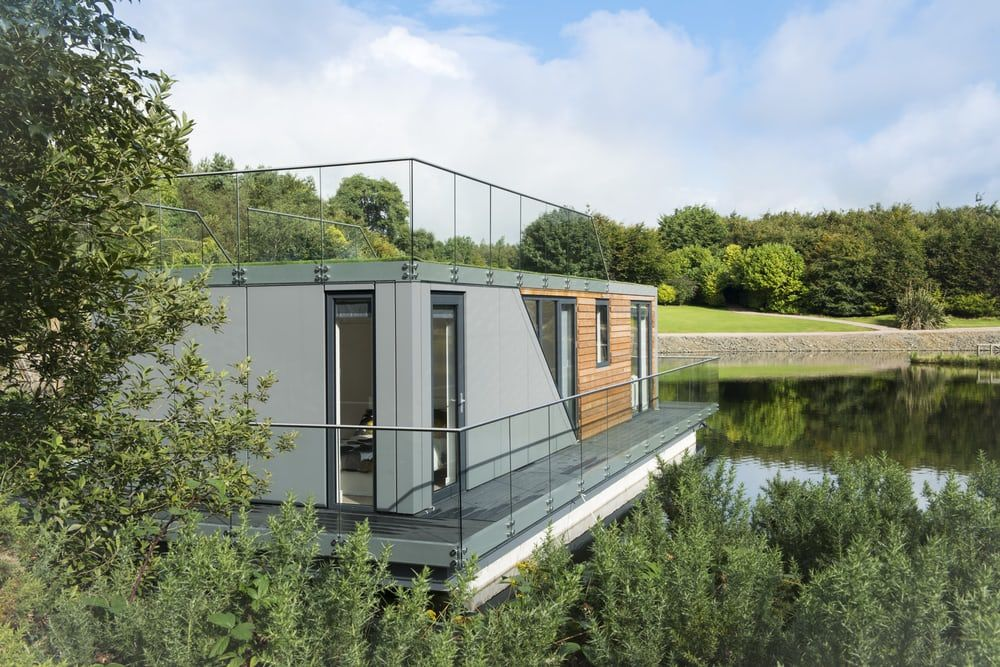 The goal of the recently-launched Bluefield Houseboats is to offer a luxurious living experience on the...