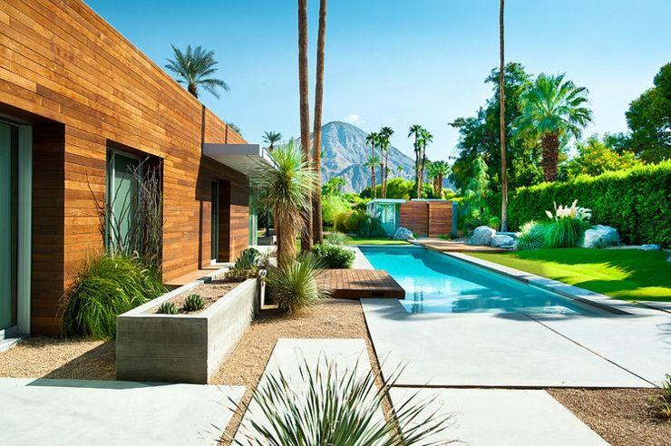 Luxueuse maison de plain-pied à Indian Wells en Californie ...
