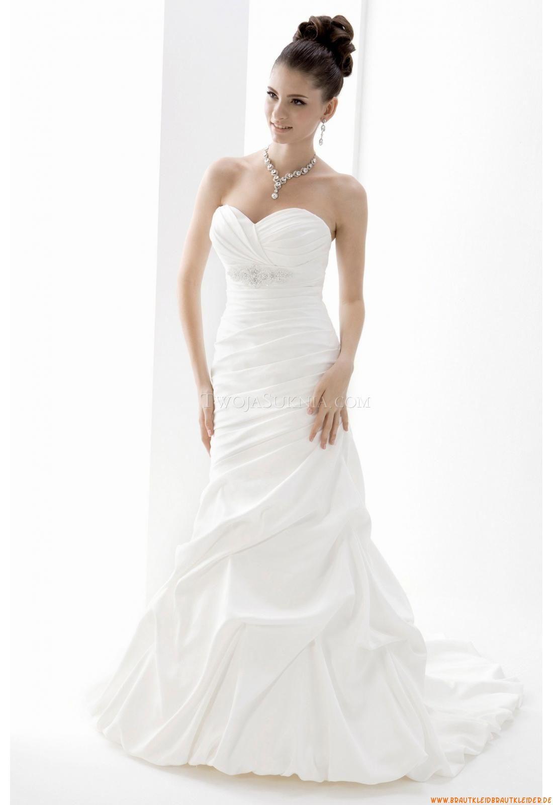 Elegant & Luxuriös Günstige Brautkleider | Wedding dresses ...