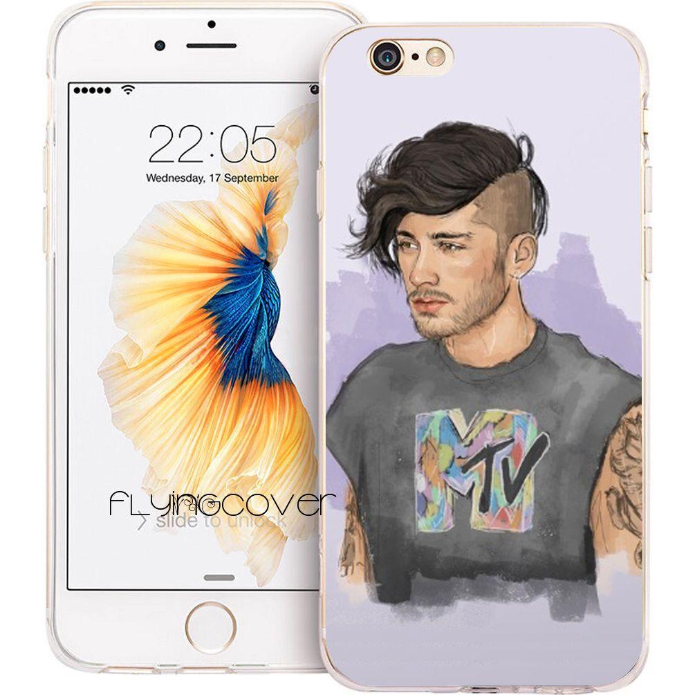 coque iphone 8 zayn