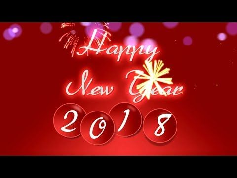 happy new year romantic whatsapp status video