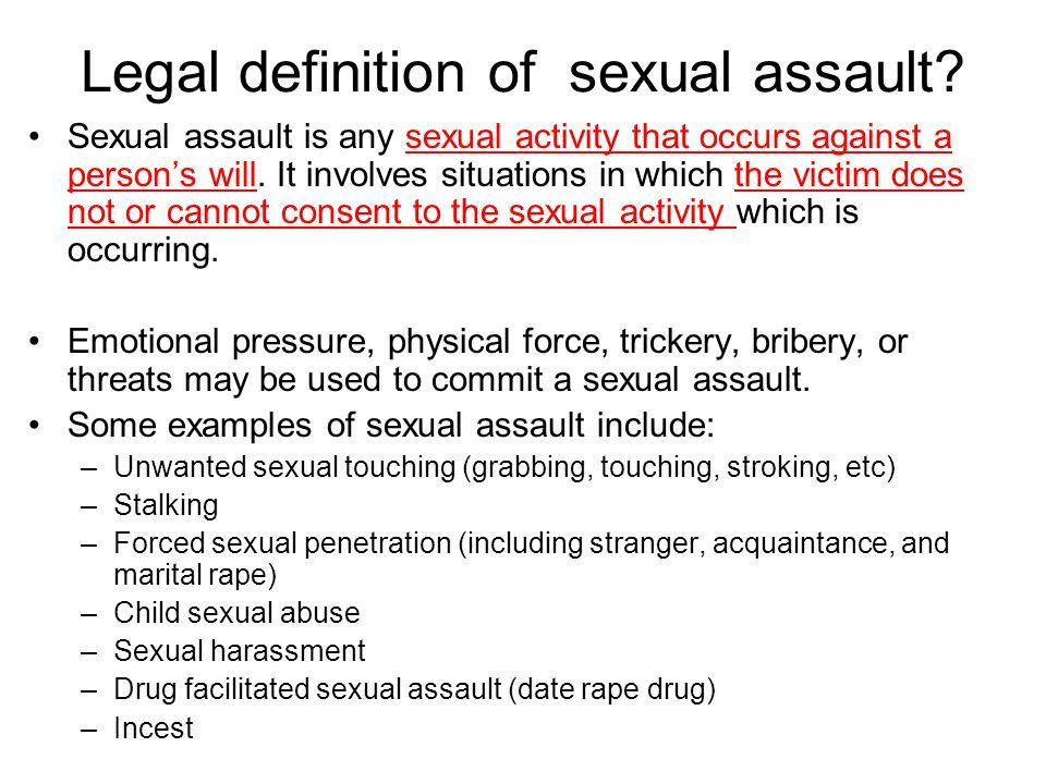Legal Definition Of Sexual Assault Pinterest