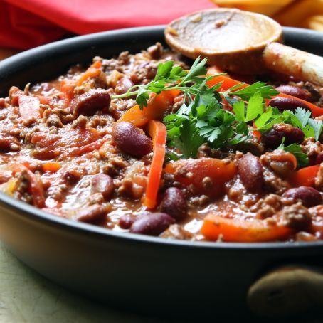 Quick original chili con carne (4.8 / 5)