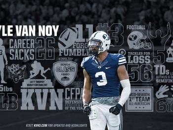 I M Going To Miss My Boy With Images Byu Football