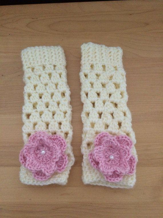 Calentadores de la pierna de bebé de ganchillo | crochet | Pinterest ...