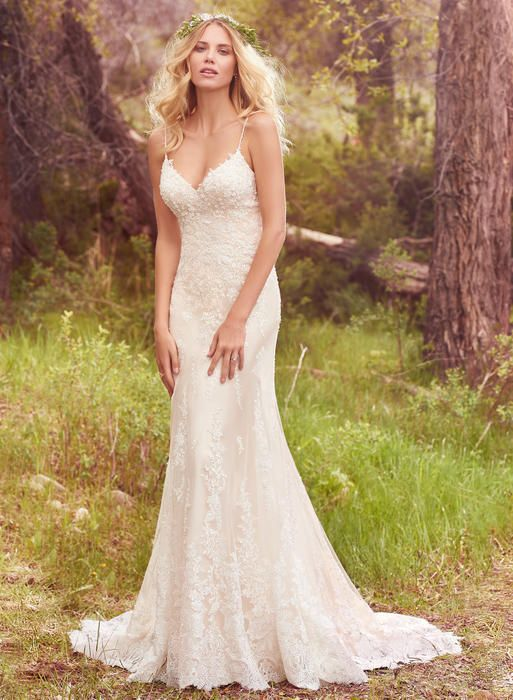 Maggie Bridal By Sottero Nola 7MN356 Haute Couture The Wedding Bell