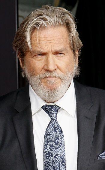 Jeff Bridges 20170106-Hair and Beard Styles