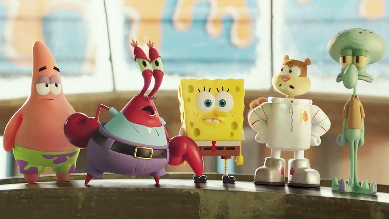 Spongebob filmy animowane sex