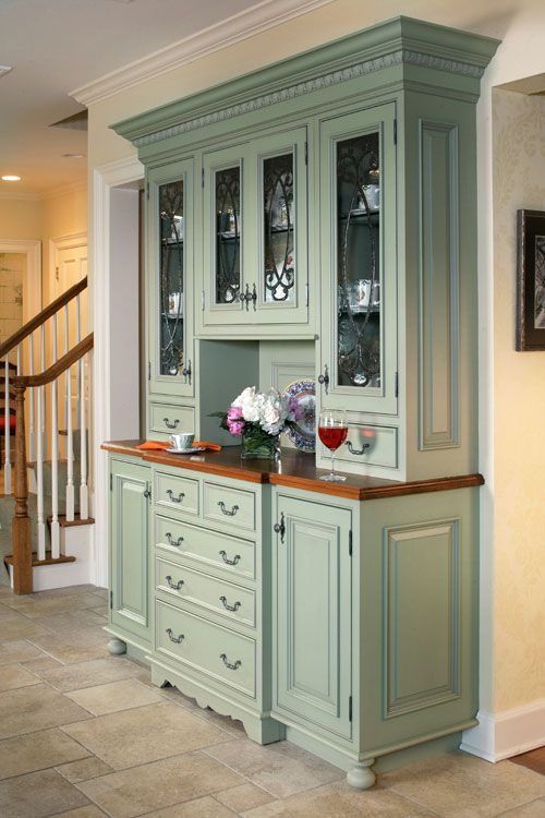 hutch kitchen furniture pin on kitchens 4124