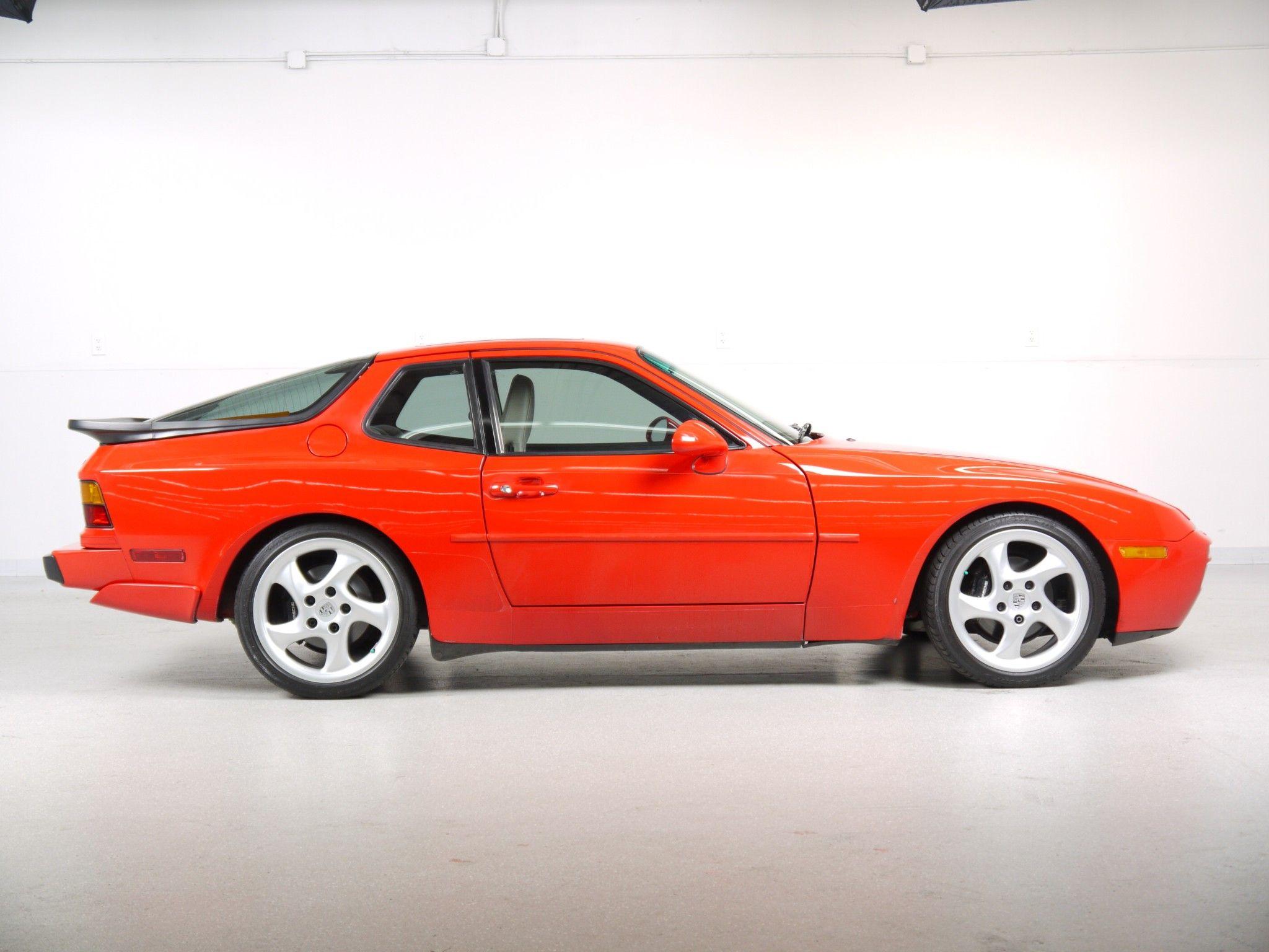 1987 Porsche 944 Turbo Porsche 944 Porsche Porsche 924