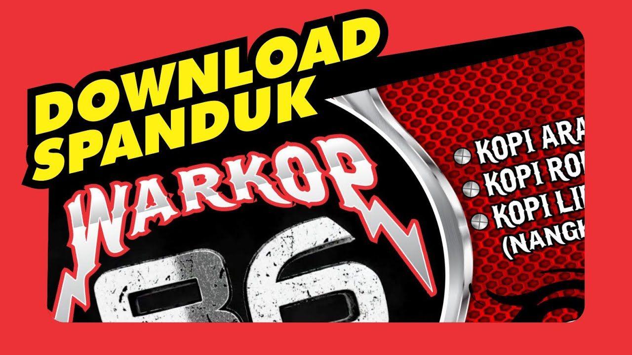 Contoh Spanduk Warkop : Jual Banner Warkop Murah Harga ...