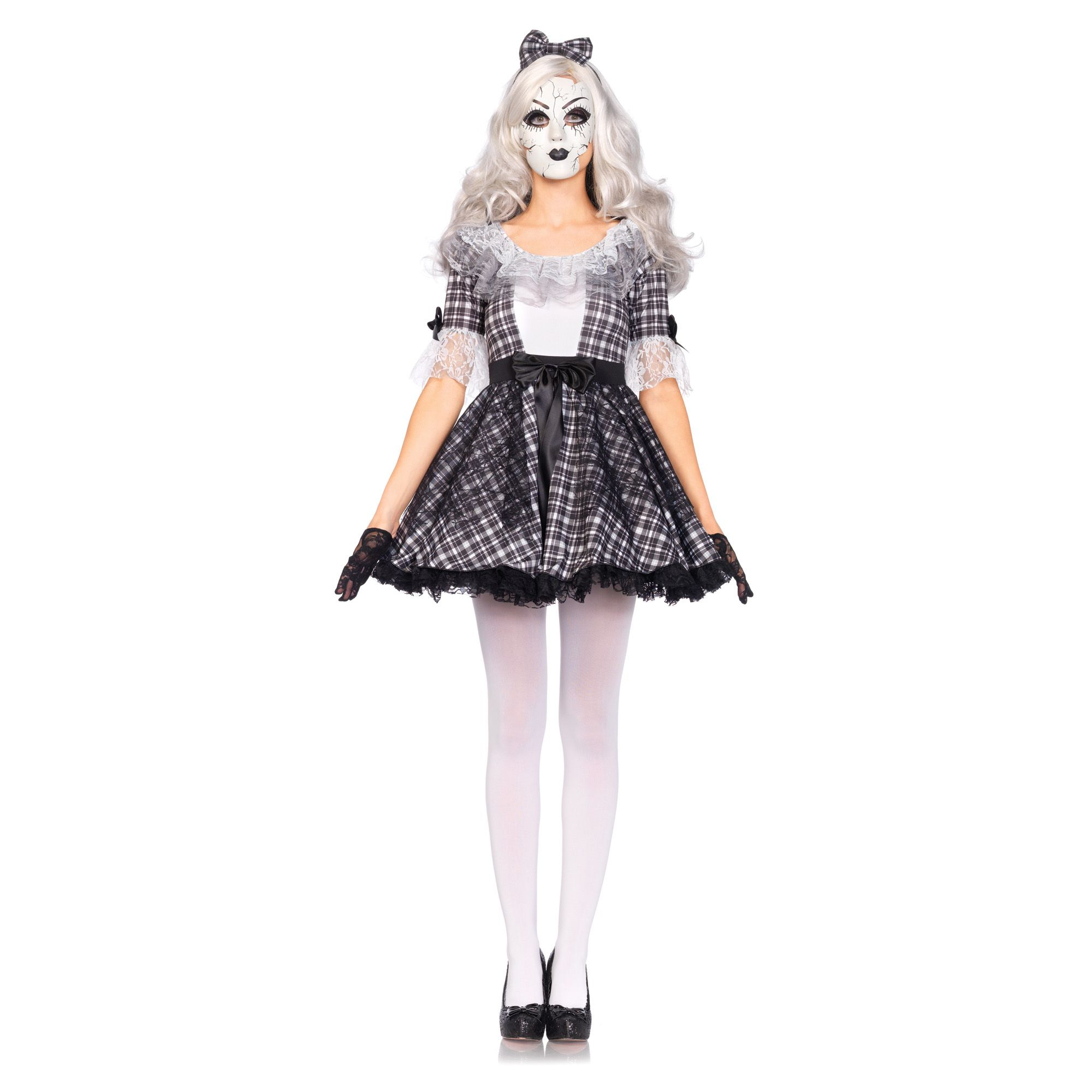 Disfraz Muñeca Pretty Porcelain Deluna Disfraces Disfraces Hallowen Chicas Halloween Disfraces Disfraces