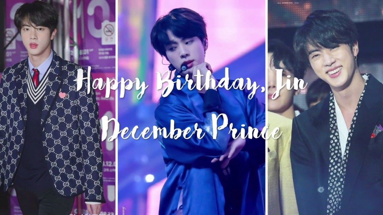 2018 Jin Birthday Video | Shining and Precious Kim Seokjin #jinbirthday 2018 Jin Birthday Video | Shining and Precious Kim Seokjin - YouTube #jinbirthday