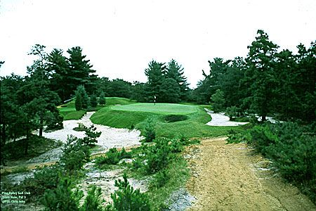 Pine Valley (Red/Blue), Ray , Michigan - Golf course ...