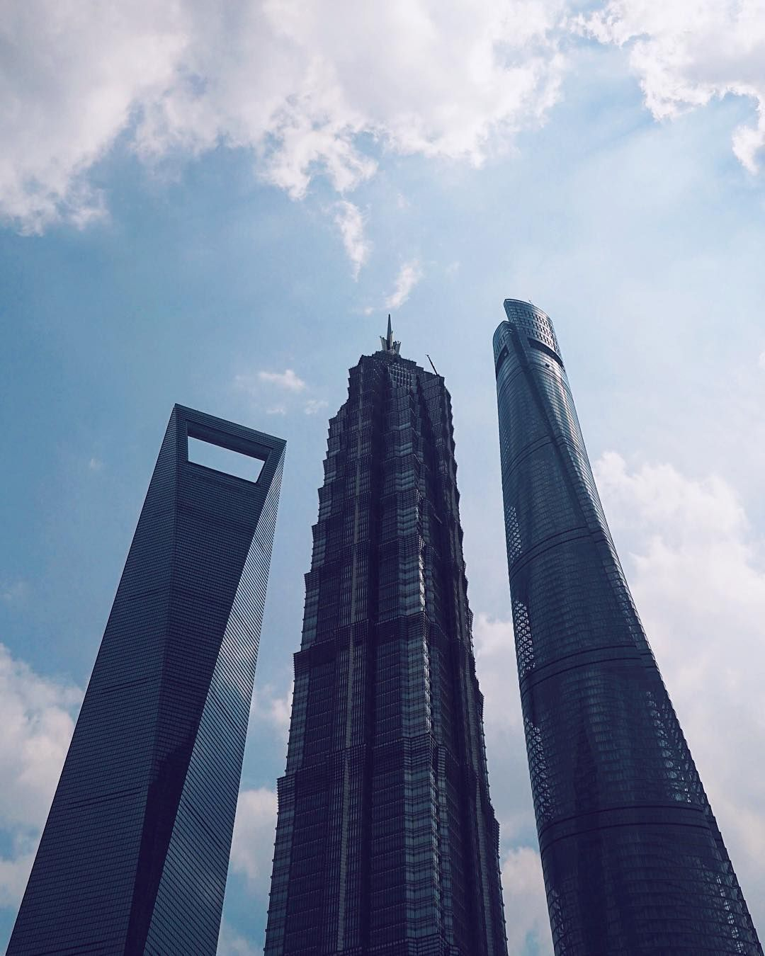 the skyscraper collection by edwardkb