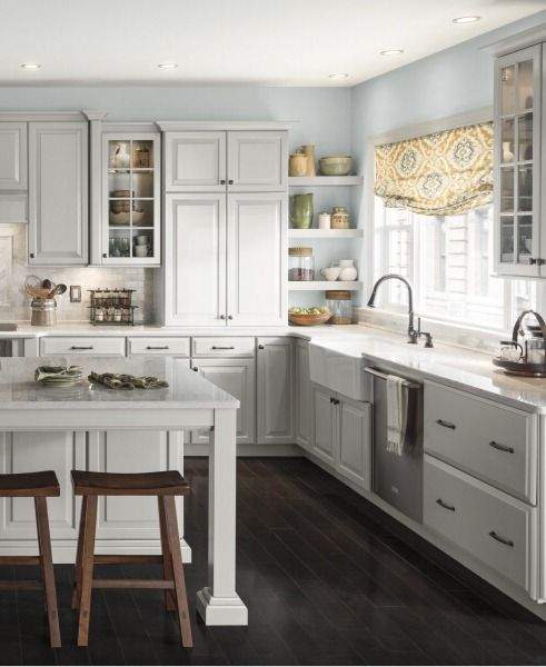 Give your kitchen a fresh update with classic white ...