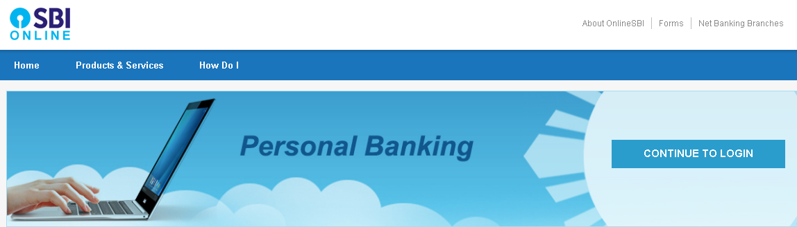 bank of india online personal