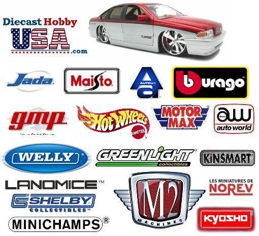 Diecast Hobby Usa Www Diecasthobbyusa Com Diecast Model Cars