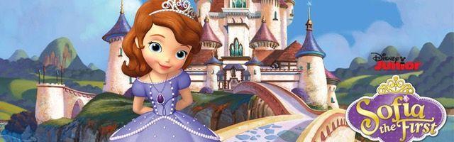 Hier Vind Je De Mooiste Sofia Kleurplaten Sofia Het Prinsesje