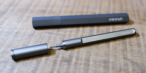 citiesocial –  迷你工具筆 (Tool Pen mini) - 太空灰