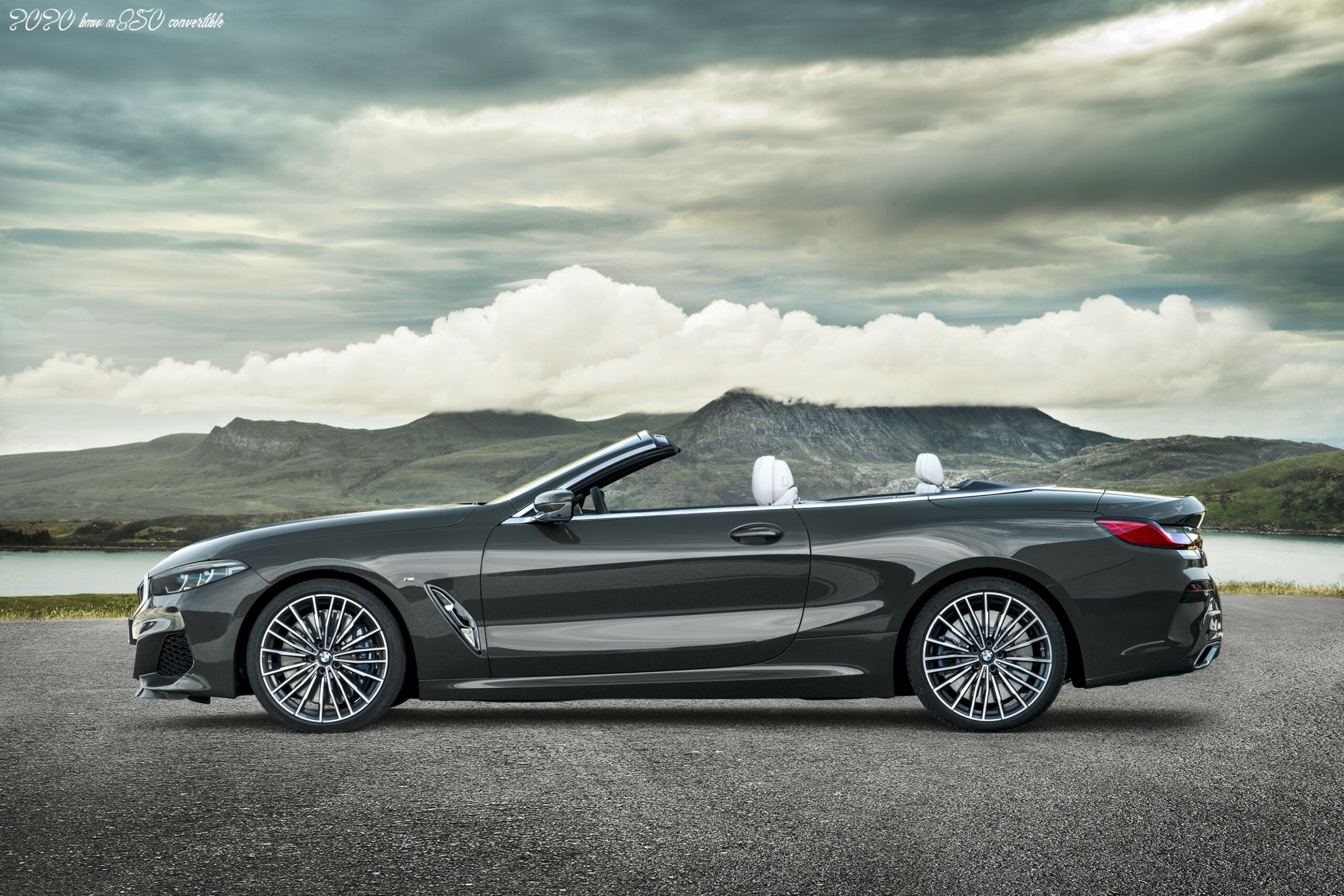 2020 Bmw M850 Convertible In 2020 Bmw Convertible Bmw New Bmw