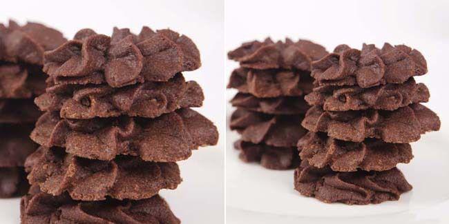 Vemale Com Di Hari Yang Spesial Kehadiran Kue Kering Coklat Akan Memaniskan Suasana Yang Fitri Kue Kering Membuat Kue Coklat Kue Coklat