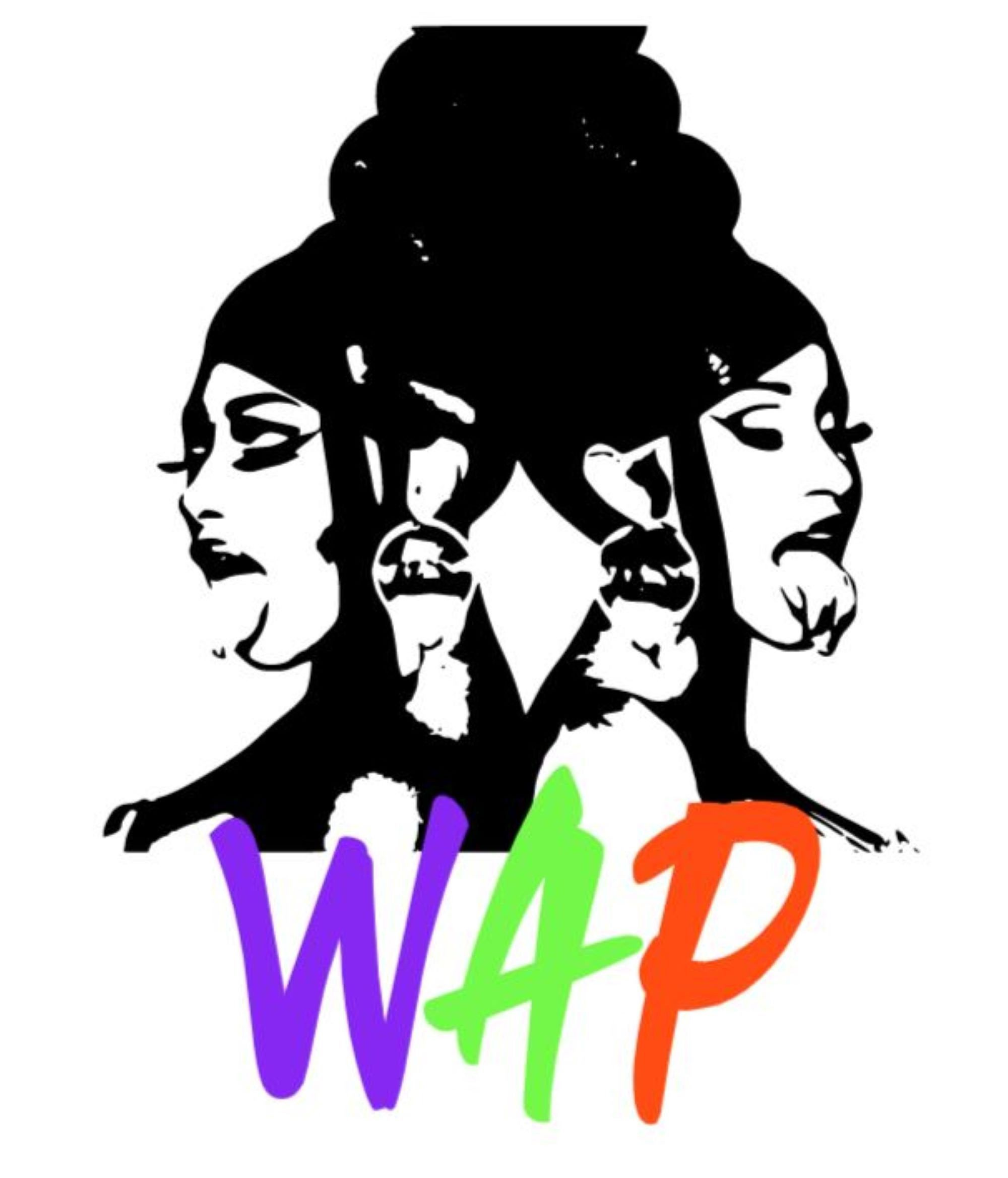 Cardi B And Megan The Stallion Wap Svg Rap Svg Popular Svg Etsy In 2021 Instagram Cartoon Cardi B Cricut Projects Vinyl