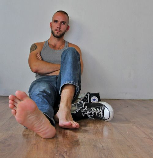Great foot worship