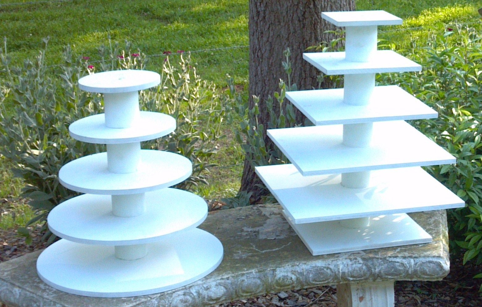 Large Cupcake Stand Holds Up To 75 100 Cupcakes Stands Can Be