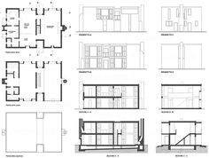 Esherick House Kahn HouseArchHouse PlansHousesDrapingArquiteturaBlueprints  For HomesHomesHouse Floor Plans