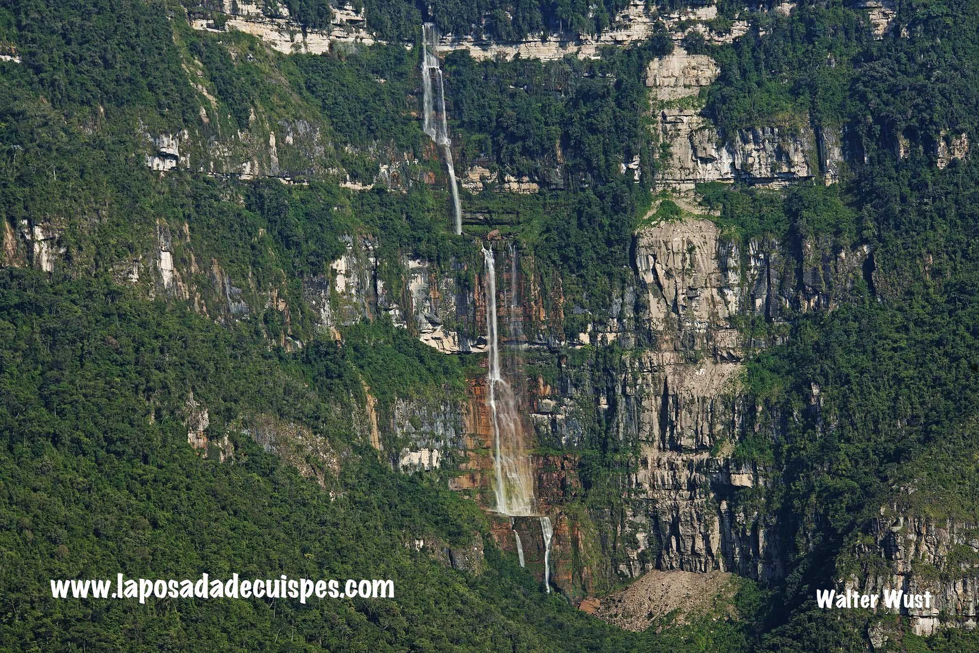 Si disfrutas del turismo a lugares poco conocidos deseas conocer la Catarata Yumbilla de 895m (124m más alta que catarata Gocta), Catarata Chinata de 560m o Pabellon de 400m de altura, La Posada de Cuispes, es el lugar ideal, como punto de partida de tu aventura. http://laposadadecuispes.com/