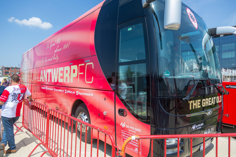Pin op WIJ zijn Antwerp!: Royal Antwerp Football Club