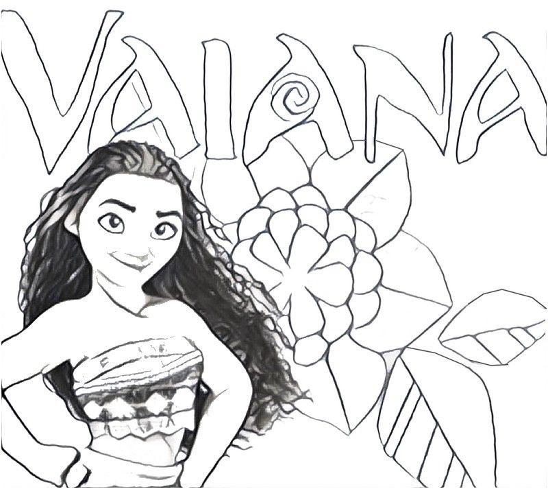 Vaiana malvorlagen kostenlos ausmalbilder vaiana ausmalbilder ausmalbilder ausmalen - Coloriage de vaiana ...