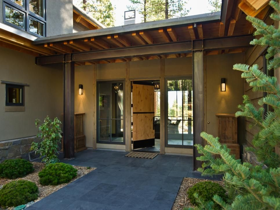 Dream Home 2014 Front Porch Mountain Style Hgtv And Modern Industrial