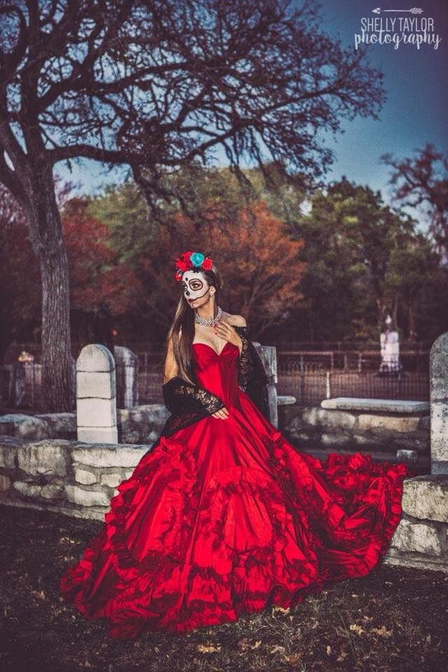 79d137fcf9 La Catrina in her stunning Sherri Hill dress from G2 by Georgio s in Waco